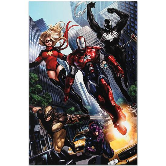 Ms. Marvel #44 by Marvel Comics
