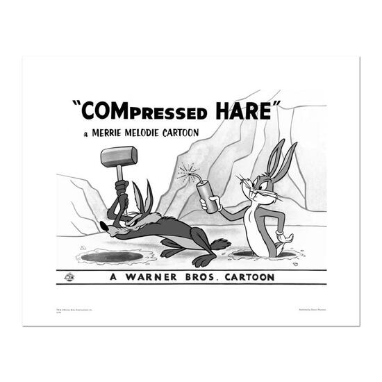 Compressed Hare - Mallet by Looney Tunes