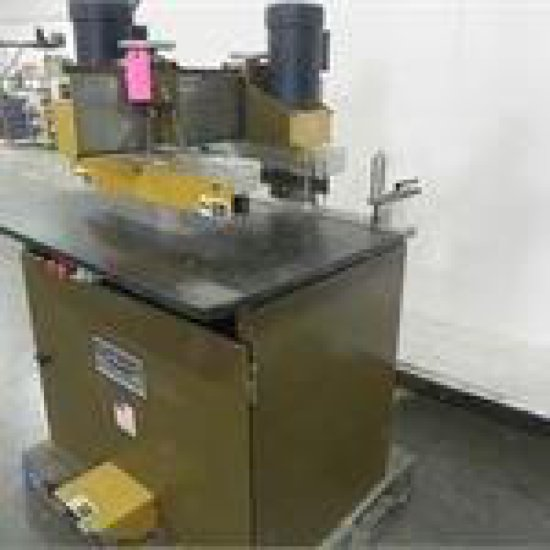 (8010) Ritter R-46 Two 23 row line bore machine, 230v