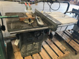 (8100) Rockwell Tablesaw (electric)