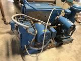 (8158) Pattens Air compressor system (electric)