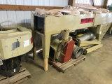(8169) Murphy 4 bag dust collector, 25 HP