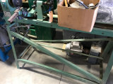 (8217) Grizly 14 x 40 inch wood copy lathe (no motor)
