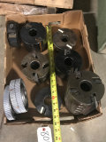 (8018A) Moulder Heads 1 1/2 arbor, assorted