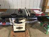 (8021) Shopfox 10 inch table saw 220 Volt single phase