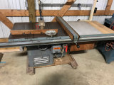 (8024) Delta 10 inch table saw
