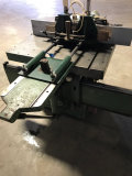 (8039) Nitronex 1 1/4 inch shaper with sliding table DFDA-A 3 phase
