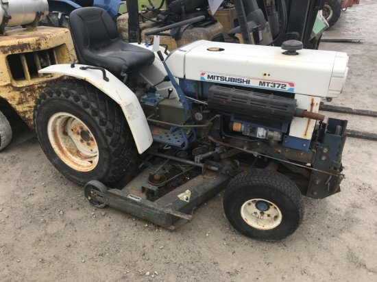 Mitsubishi MT372 Utility Tractor (diesel)