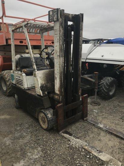 Hyster 550E LP Forklift
