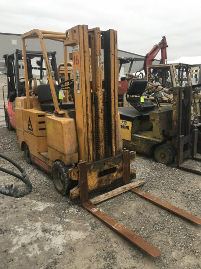 Allis Chalmers ACC55PS LP Forklift