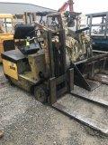 Clark 2000 pound electric Forklift