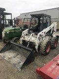 Bobcat 863-H Diesel Skidsteer