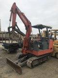Hitachi Job Ace Excavator Diesel