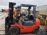 Toyota Forklift Model 7FGU35 3750 LB Capacity