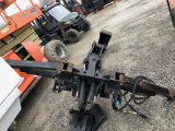 Backhoe for 3 point attachment