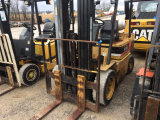 Daewoo G30S Forklift 4850 pound capacity