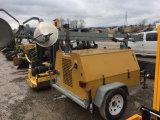 Warren Power Light plant, diesel