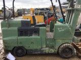 Allis Chalmers F-120 Forklift, LP 10,000 pound