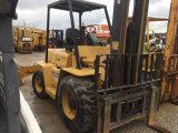 Western MT60 Lift Truck 6000 Pound Diesel