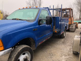 Ford F450 Pick Up with utility bed