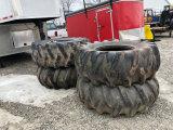 Skidder Tires total of 4
