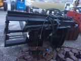 Case 721 JRB Wheel Loader with adjustable forks