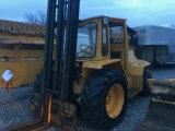 Sellick Forklift with forks 424 R