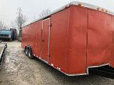 Enclosed Box Trailer 8 x 24 foot