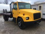 Freightliner FL70 Flatbed Truck