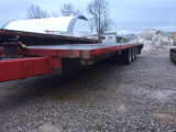 26 foot Tri Axle Tip Trailer (Reberland)