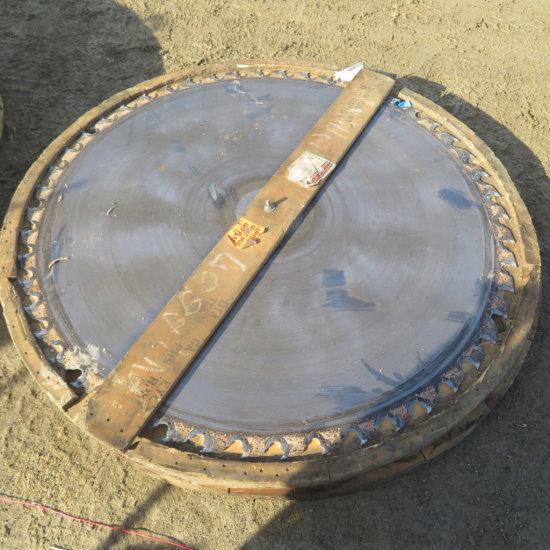 2-56 inch circle blades