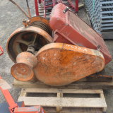 Cable winch Jaeger Hoister