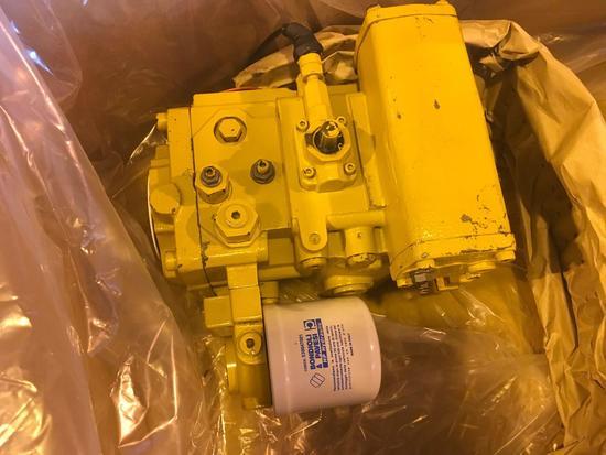 Bondioli and Pavesi Hydraulic Pump