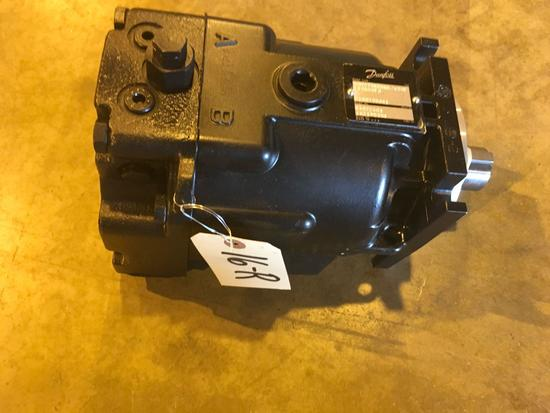 Danfoss Hydraulic Motor Unused