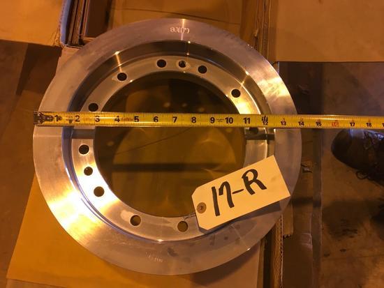2-14 inch sheave 8/5 v x 14 RH 1754-240 8 groove