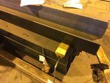 6 inch x 6 inch x .38 inch wall Fiberglass square tube