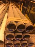 12 inch round Fiberglass tube