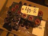 4 section valve, unused