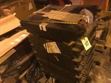 Pallet of unused radiators