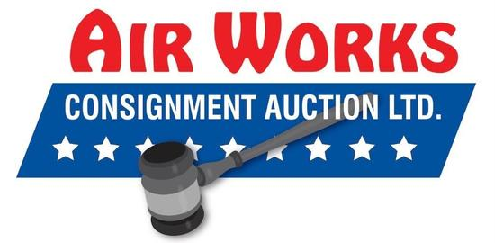 INFORMATIONAL LOT ONLY, PLEASE COME JOIN US AT THE FALL AIRWORKS AUCTION