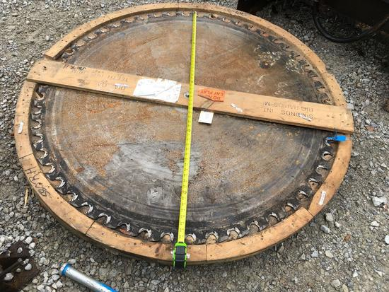 56 inch blade