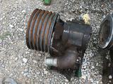 Belt driven pump Hydraulic