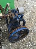 Quincey air compressor pump