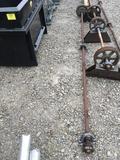 13ft line shaft