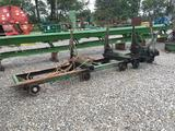 Frick 3 head block carriage