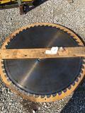 Circle blade