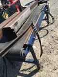 Brewco belt conveyor