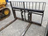 Forks attachment for lot 8011