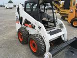 Bobcat S175 skid steer with bucket