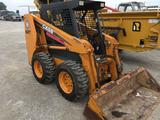 Case 60xt skid loader with bucket